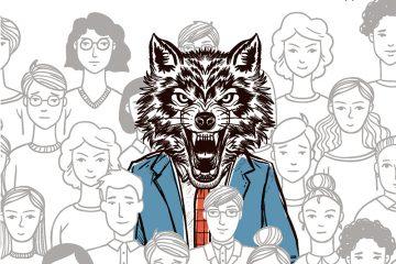培養狼性DNA:成為職場與情場上EQ最高的那匹狼